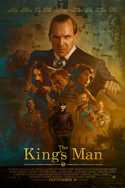 The King's Man (2020)